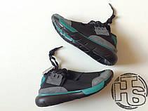 Мужские кроссовки Adidas Y-3 Qasa High Black/Teal BB4735, фото 3