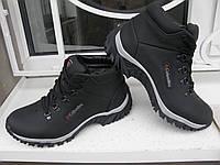 Ботинки зимние кожаные Columbia