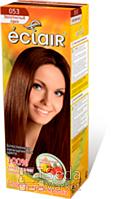 """Краска для волос ECLAIR """"Золотистый орех"""" 053"""