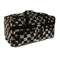 Дорожная сумка на колесах RGL A1 88 л kolor 14