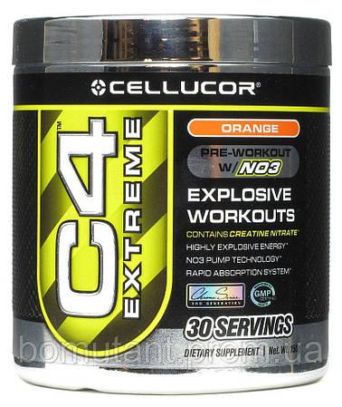 C4 Extreme 30 serv. 177 гр розовый лимонад Cellucor