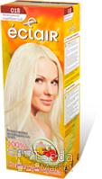 """Краска для волос ECLAIR """"Жемчужно-серебристый"""" 018"""