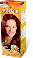 "Краска для волос ECLAIR ""Палисандр"" 027"