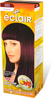 """Краска для волос ECLAIR """"Божоле"""" 033"""