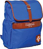 Рюкзак CA071 Cambridge 552972 голубой 13 л