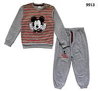Спортивный костюм Mickey Mouse для мальчика. 1, 2, 4 года