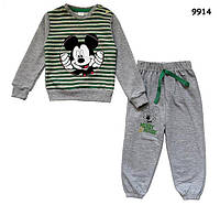 Спортивный костюм Mickey Mouse для мальчика. 1 год