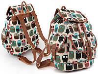 Рюкзак для девочки A4 VINTAGE UNISEX RETRO