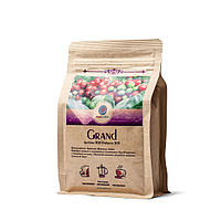 "Кофе молотый.""Grand"" Бленд арабики 80% и робусты 20% 500 гр."