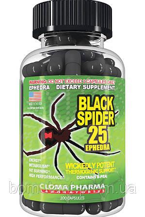 Black Spider 100 капсул Cloma Pharma