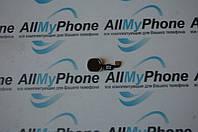 Шлейф для мобильного телефона Apple iPhone 6 кнопки Home с пластиком Black