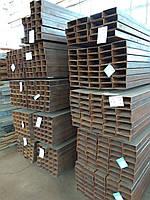Труба стальная новая профильная , прямоугольная для изготовления теплиц (ангаров) 10х10-200х100 х 1-8,0мм