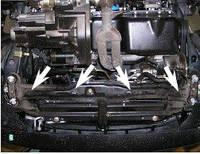 Защита двигателя Chery Amulet 2003-2011 (Чери Амулет)
