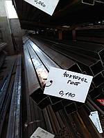 Труба стальная новая профильная , прямоугольная для изготовления конструкций, ферм, навесов 40х40х2