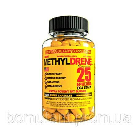 Methyldrene 25 yellow 100 капсул Cloma Pharma