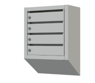 Ящик почтовый ЯП 4