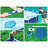 Набор аксессуаров для чистки поверхности бассейна Intex, от садового шланга (28002), фото 4