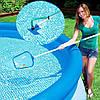 Набор аксессуаров для чистки поверхности бассейна Intex, от садового шланга (28002), фото 2