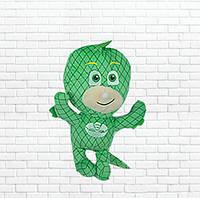 Детская мягкая игрушка гекко,герои в масках