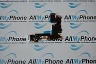 Шлейф для мобильного телефона Apple iPhone 6 Plus коннектора зарядки,коннектора наушников с компонентами White