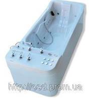 Анатомическая ванна  для всего тела с подводным массажем высокого давления AQUADELICIA III