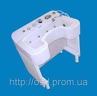Вихревая медицинская ванна AQUAMANUS