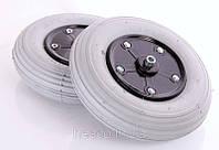 """Широкие 8"""" колеса с пневматической камерой R200/50-2-LG-S"""