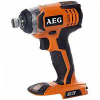Аккумуляторный гайковерт AEG BSS18-0