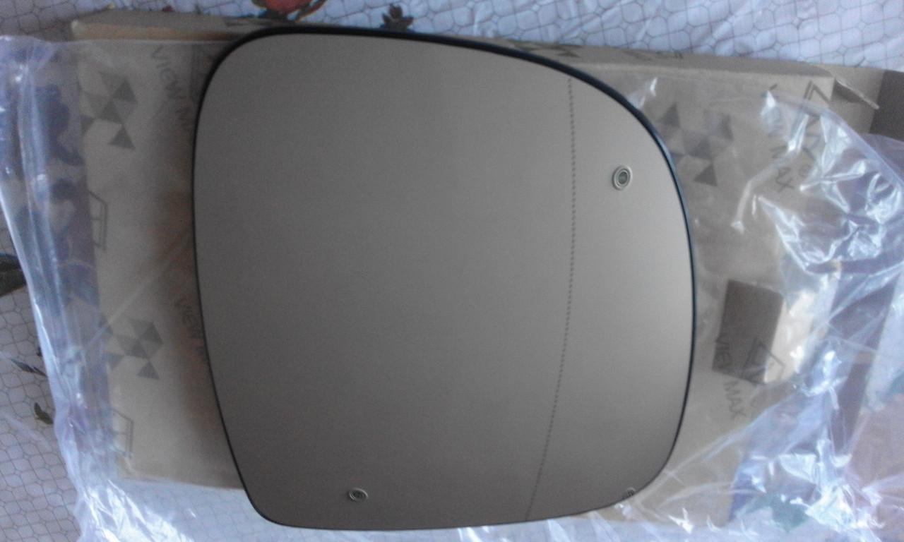 Вкладыш зеркала правое Mercedes  VITO 639  с 03р