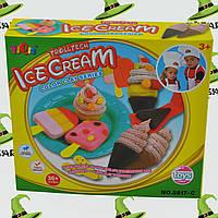 Набор для лепки Мороженое