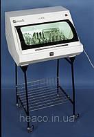 УФ камера для хранения стерильного инструмента ПАНМЕД-1С (670мм) со стеклянной сектор-крышкой