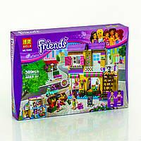 """Конструктор """"Friends"""" 10495 """"Овощной рынок в Хартлейке"""" 389 дет, в коробке"""