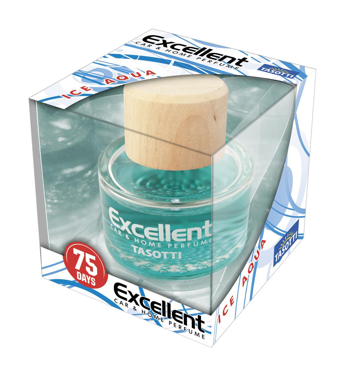 Автомобильный ароматизатор спрей Tasotti Excellent Ice Aqua 60 ml