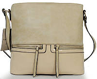 Стильная женская сумочка H6639 .V2 APRICOT