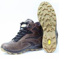 Ботинки тактические STIMUL летние коричневые