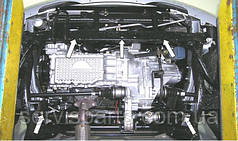 Защита двигателя Chery Jaggi 2003- (Чери Джагги)