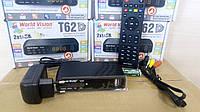 Цифровой эфирный DVB-T2 ресивер World Vision T62D