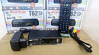 Цифровой эфирный DVB-T2 ресивер World Vision T62D, фото 1