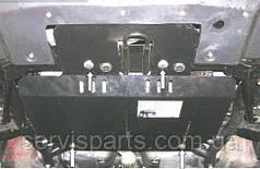Защита двигателя Chery Kimo 2008- (Чери Кимо)