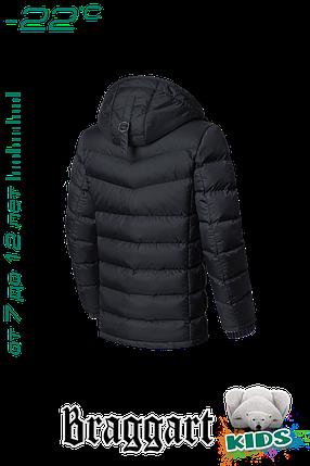 Теплая детская зимняя куртка Braggart Kids (р. 34-40) арт. 6482, фото 2