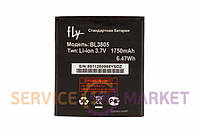 Аккумуляторная батарея BL3805 Li-ion 3.7V 1750mAh для мобильного телефона Fly