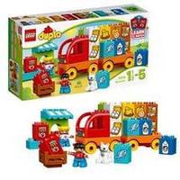Конструктор LEGO серия Duplo Мой первый грузовик 10818