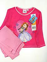 Пижама для девочки Disney р.98,104,110,116