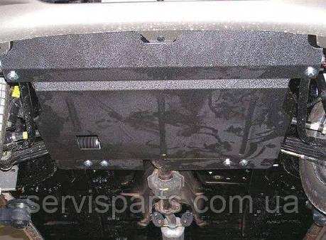 Защита двигателя Chery QQ3 2003- (Чери Кью Кью 3), фото 2