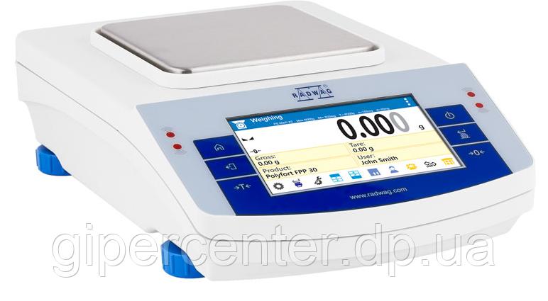 Весы лабораторные PS 210.X2 до 210 г, дискретность 0.001 г