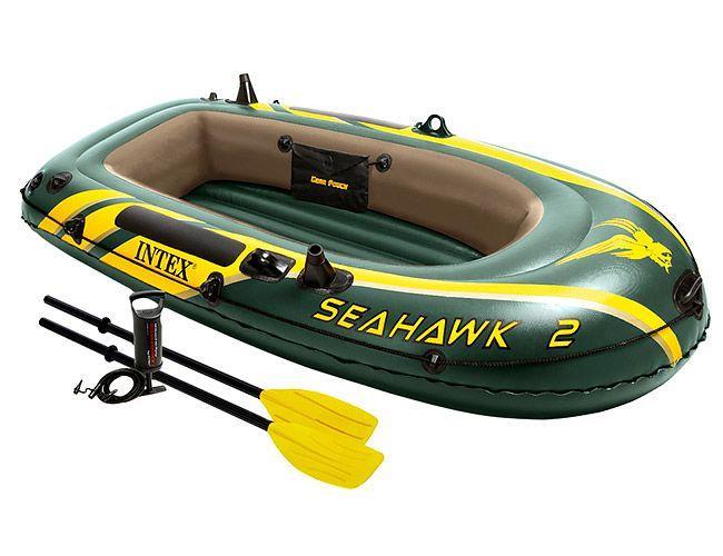 Надувная лодка под мотор INTEX Intex 6834 гребная лодка Човен 236 х 114 х 41 см