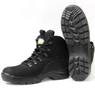 Ботинки тактические STIMUL демисезон Черные
