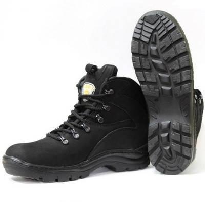 Ботинки тактические STIMUL демисезон Черные, фото 2