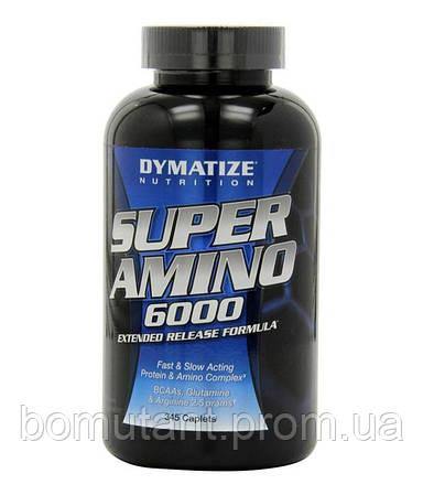 Super Amino 6000 345 cap Dymatize