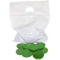Skin System (Италия), Горячий воск  хлорофилловый таблетированный, 1 кг
